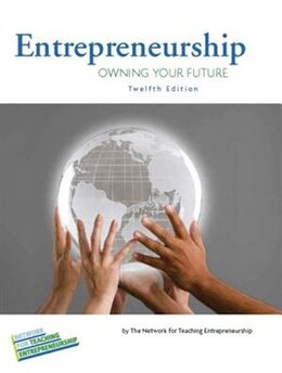 Book Entrepreneurship: Owning Your Future, High School Version by Fdntn For Teaching Entpr Nfte