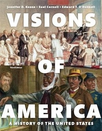 Visions Of America, Volume One, Books A La Carte Edition Plus New Myhistorylab For U.s. History…