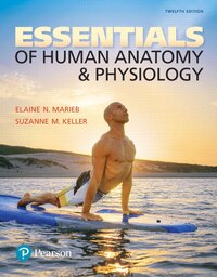 Essentials Of Human Anatomy & Physiology Plus Masteringa&p With Pearson Etext -- Access Card Package