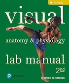 Visual Anatomy & Physiology Lab Manual, Cat Version Plus Masteringa&p With Etext -- Access Card…