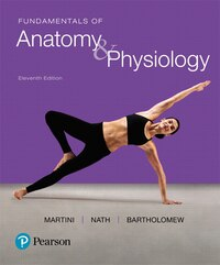 Fundamentals Of Anatomy & Physiology Plus Masteringa&p With Pearson Etext -- Access Card Package