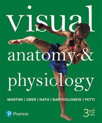 Visual Anatomy & Physiology Plus Masteringa&p Withpearson  Etext -- Access Card Package
