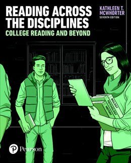 Book Reading Across The Disciplines by Kathleen T. Mcwhorter