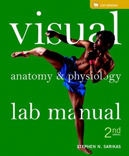 Book Visual Anatomy & Physiology Lab Manual, Cat Version by Stephen N. Sarikas