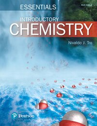 Introductory Chemistry Essentials Plus Masteringchemistry With Pearson Etext -- Access Card Package