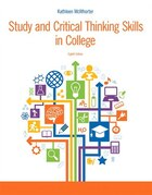 Study And Critical Thinking Skills In College Plus Mystudentsuccesslab With Pearson Etext -- Access…