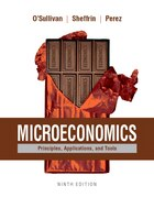 Microeconomics: Principles, Applications, And Tools Plus Myeconlab With Pearson Etext (1-semester…