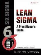 Lean Sigma: A Practitioner's Guide  (paperback)