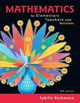 Book Mathematics For Elementary Teachers With Activities Plus Mymathlab -- Access Code Card Package by Sybilla Beckmann