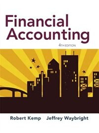 Book Financial Accounting Plus Myaccountinglab With Pearson Etext -- Access Card Package by Robert Kemp