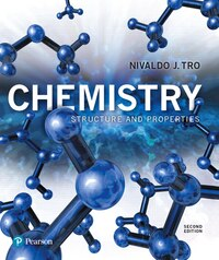 Chemistry: Structure And Properties Plus Masteringchemistry With Pearson Etext -- Access Card…