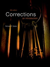Corrections: An Introduction, Student Value Edition
