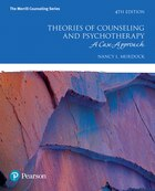 Theories Of Counseling And Psychotherapy: A Case Approach With Mycounselinglab With Pearson Etext…