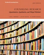 Counseling Research: Quantitative, Qualitative, And Mixed Methods With Myeducationlab With Pearson…