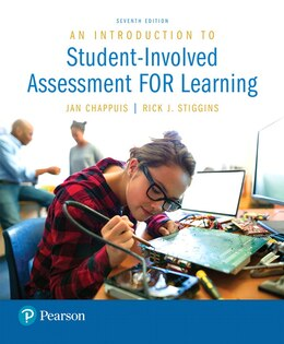 Book An Introduction To Student-involved Assessment For Learning by Jan Chappuis
