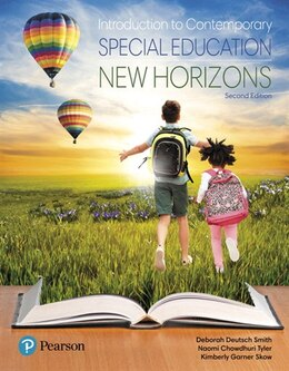Book Revel For Introduction To Contemporary Special Education: New Horizons With Loose-leaf Version by Deborah Deutsch Smith