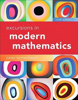 Book Excursions In Modern Mathematics by Peter Tannenbaum