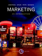 Marketing: An Introduction, Sixth Canadian Edition Plus Mymarketinglab With Pearson Etext -- Access…