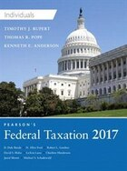 Pearson's Federal Taxation 2017 Individuals Plus Myaccountinglab With Pearson Etext -- Access Card…