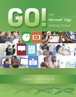 Book Go! With Edge Getting Started by Shelley Gaskin