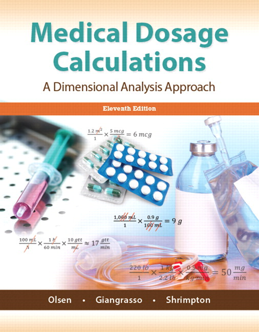 Book Medical Dosage Calculations Plus Mynursinglab With Pearson Etext -- Access Card Package by June L. Olsen