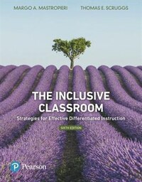 The Inclusive Classroom: Strategies For Effective Differentiated Instruction, Plus Myeducationlab…
