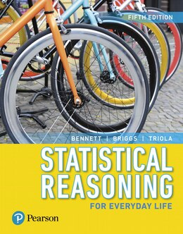 Book Statistical Reasoning For Everyday Life by Jeff Bennett