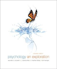 Revel For Psychology: An Exploration, Canadian Edition, Loose Leaf Version -- Access Card Package