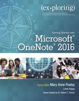 Book Exploring Getting Started With Microsoft Onenote 2016 by Mary Anne Poatsy