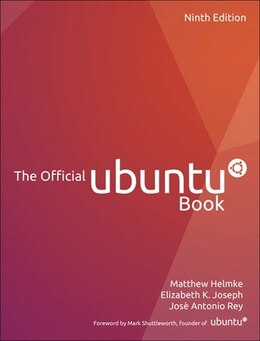 Book The Official Ubuntu Book by Matthew Helmke
