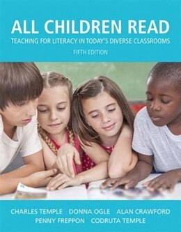 Book All Children Read: Teaching For Literacy In Today's Diverse Classrooms, With Revel -- Access Card… by Charles A. Temple