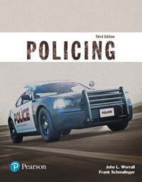 Policing (justice Series), Student Value Edition Plus Revel -- Access Card Package