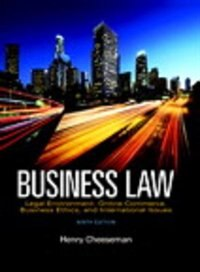 Business Law Plus Mybusinesslawlab With Pearson Etext -- Access Card Package (1-semester): Legal…