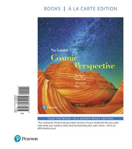Book Essential Cosmic Perspective, The, Books A La Carte Edition by Jeffrey O. Bennett