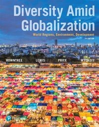 Diversity Amid Globalization: World Regions, Environment, Development