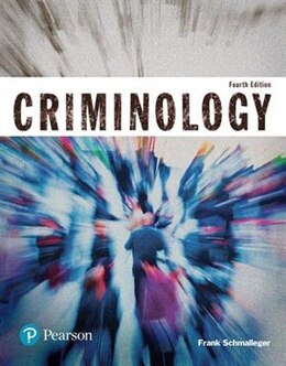 Book Criminology (justice Series), Student Value Edition by Frank J. Schmalleger