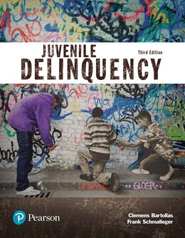 Book Juvenile Delinquency (justice Series) , Student Value Edition by Clemens Bartollas