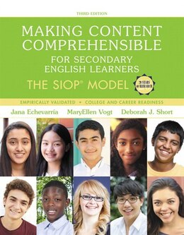 Book Making Content Comprehensible For Secondary English Learners: The Siop Model, With Enhanced Pearson… by Jana Echevarria