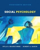 Social Psychology, Books A La Carte
