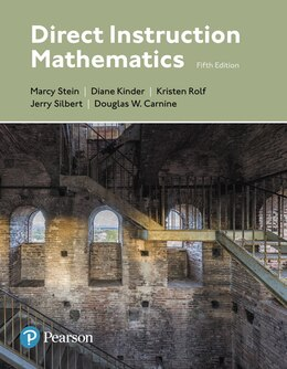 Book Direct Instruction Mathematics, With Enhanced Pearson Etext  -- Access Card Package by Marcy Stein