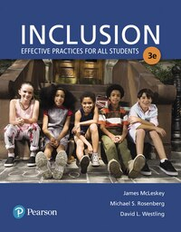 Inclusion: Effective Practices For All Students With Enhanced Pearson Etext With Loose-leaf Version…