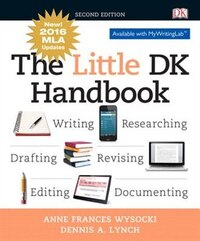 Little Dk Handbook, The, Mla Update Edition