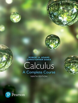 Book Calculus: A Complete Course Plus Mymathlab With Pearson Etext -- Access Card Package by Robert A. Adams