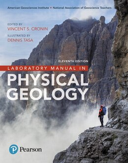 Book Laboratory Manual In Physical Geology Plus Masteringgeology With Pearson Etext -- Access Card… by Agi American Geological Institute