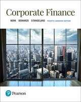 Corporate Finance, Fourth Canadian Edition