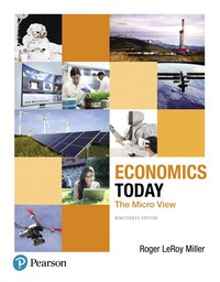 Economics Today: The Micro View, Student Value Edition Plus Myeconlab With Pearson Etext -- Access…