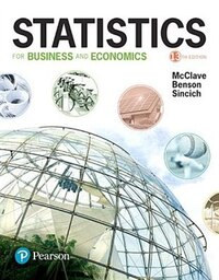 Statistics For Business And Economics Plus Mystatlab With Pearson Etext -- Access Card Package