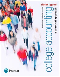 College Accounting: A Practical Approach, Thirteenth Canadian Edition Plus Myaccountinglab With…