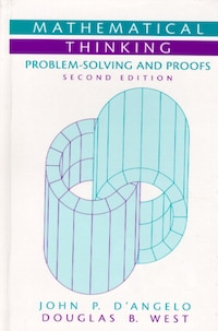 Mathematical Thinking: Problem-solving And Proofs (classic Version)