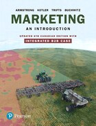 Marketing: An Introduction, Updated Sixth Canadian Edition With Integrated B2b Case Plus…